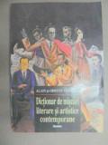 DICTIONAR DE MISCARI LITERARE SI ARTISTICE CONTEMPORANE 2001, Nemira
