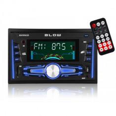 Radio BLOW AVH-9610 2 Din cu Usb, BT , Aux