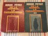 De la normal la paranormal vol I- II Adrian Patrut
