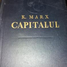 CAPITALUL   vol i  - Karl Marx