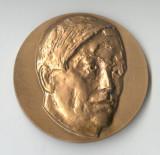Medalia LIVIU REBREANU  Scriitor - Prozator - Membru al Academiei Romane, RARA