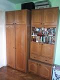 Mobila 2 corpuri sufragerie,dulap camera,pentru haine,carti,accesorii Timisoara