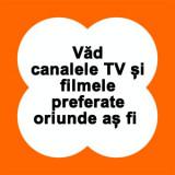 Orange Tv Satelit 23 lei