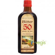 Bitter 50 Cu Ganoderma Remediu 500ml