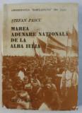 MAREA ADUNARE NATIONALA DE LA ALBA IULIA de STEFAN PASCU , 1968