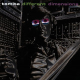 Isao Tomita Different Dimensions Best Of (cd)