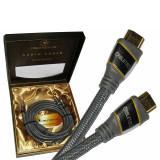 Cumpara ieftin Cablu HDMI - HDMI Cabletech Gold Edition, lungime 1.8 m