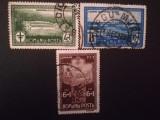 TIMBRE STAMPILATE ROMANIA 1932, Stampilat