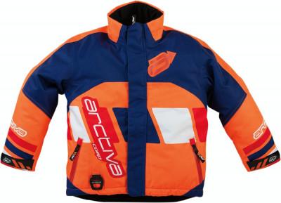 Geaca Snow/Ski Arctiva Comp albastru/portocaliu marime 32(16ani) Cod Produs: MX_NEW 31220321PE foto