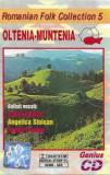 Caseta Orchestra Paraschiv Oprea – Romanian Folk Collection 5-Oltenia-Muntenia