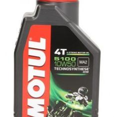 Motul ulei motor scuter moto 5100 4T 10W50 1L
