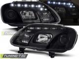 Faruri VW TOURAN 02.03-10.06 / CADDY DAYLIGHT Negru