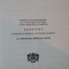Noul Testament si Psalmii Teoctist 1991 (trad. Galaction revizuita)