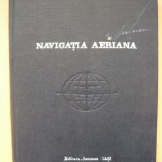 HLADIUC / POPESCU - NAVIGATIA AERIANA - 1977