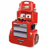 Cumpara ieftin Atelier Copii Play Smoby Cars XRS Mack cu accesorii