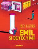 Emil si detectivii | Erich Kastner