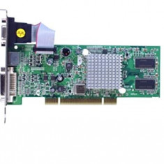 Placa video second hand Power Color RV25P-B3 Ati RADEON 9000 (64 MB) PCI