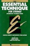 Essential Technique for Strings: Violin: Intermediate Technique Studies