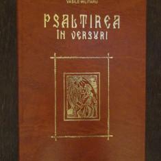 PSALTIREA IN VERSURI-VASILE MILITARU , 2000