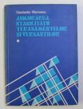 ASIGURAREA STABILITATII TERASAMENTELOR SI VERSANTILOR - CONCEPTII SI SOLUTII MODERNE de CONSTANTIN MARINESCU , VOLUMUL I de CONSTANTIN MARINESCU , 19