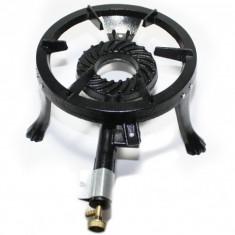 GF-0009 Pirostrie din fonta cu trei picioare