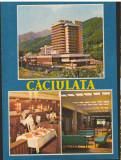CPI B13009 CARTE POSTALA - CACIULATA. COMPLEXUL HOTELIER