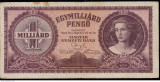 1 Milliard Pengo 1946