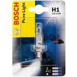 Bec auto Bosch H1 12V 55W, blister