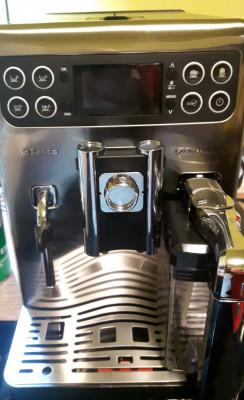 Espressor Saeco/Philips Exprelia EVO expresor super-automatic foto