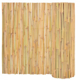 Gard din bambus, 300 x 100 cm