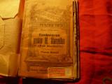 Marcus Tullius Cicero -Cuvantarea pt.M.Marcellus-Pro Marcello -Ed.1915 BPT nr962