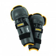 Protectii Genunchi Copii Thor Sector GP gri/galben Cod Produs: MX_NEW 27040430PE