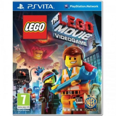 LEGO Movie Game PS Vita
