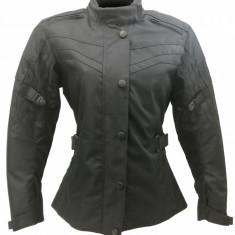 Geaca Textil dama cu protectii , culoare Negru, marimea S Cod Produs: MX_NEW MX6538