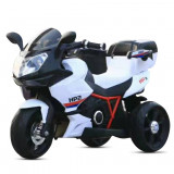 Motocicleta electrica pentru copii HP2 Black, Moni