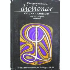 Dictionar de pronuntare nume proprii straine