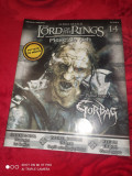"""REVISTA """"THE LORD OF THE RINGS - PIESE SAH - ULTIMA BATALIE"""" NR. 14"""