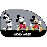 Set 2 parasolare auto XL Mickey Disney Eurasia, 65 x 38 cm