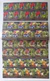 Lp 1676a / an 2005 - Pesti exotici - Blocuri de 8 cu viniete - Catalog = 120 lei
