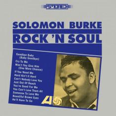 Solomon Burke Rockn Soul HQ LP (vinyl)