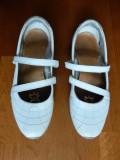 Sandale piele naturala FILA.  Marime 39 (25 cm cm talpic interior).