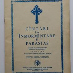 Cantari La Inmormantare Si Parastas 1991 (2 poze)