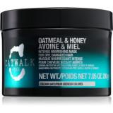 TIGI Catwalk Oatmeal & Honey masca intens nutritiva pentru păr uscat și deteriorat