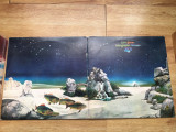 YES - TALES FROM TOPOGRAPHIC OCEAN (2LP ,1973,ATLANTIC,UK) vinil vinyl