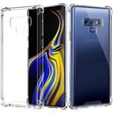 Husa DEVIA Crystal Clear Samsung Galaxy Note 9 N960F N960 Note9, Alt model telefon Samsung, Transparent, Silicon