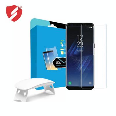 Tempered Glass - Ultra Smart Protection Liquid Loca Samsung Galaxy S8 foto