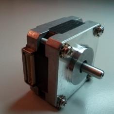 motor stepper 39BYG450A-13 12V DC , 2 PHASE, 0.54A pas 1.8 grade, NOS