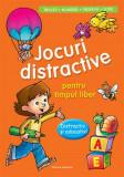 Jocuri distractive (portocaliu)