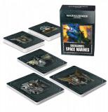 Carti Regulament Warhammer 40k, Datacards : Space Marines