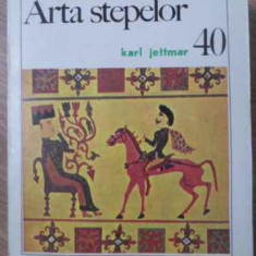 ARTA STEPELOR - KARL JETTMAR